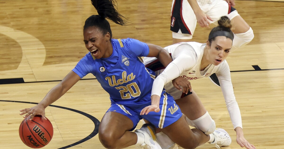 No. 9 UCLA falls to No. 4 Stanford in the Pac-12 championship game
