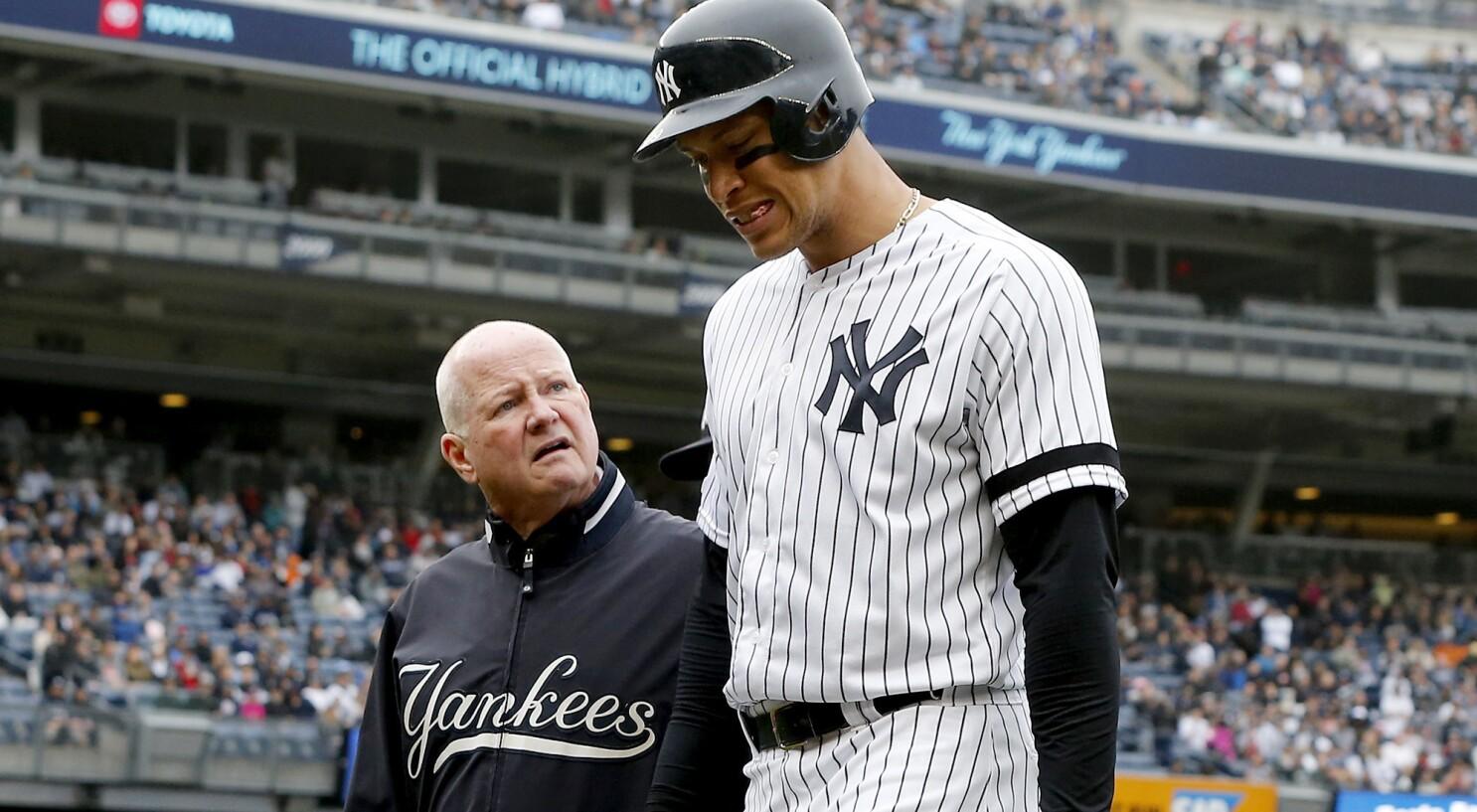 Aaron Judge ha sido de las pérdidas más importantes de los Yankees en la temporada.