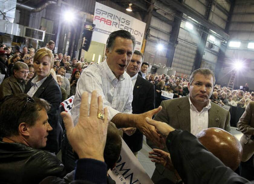 Mitt Romney in Colorado