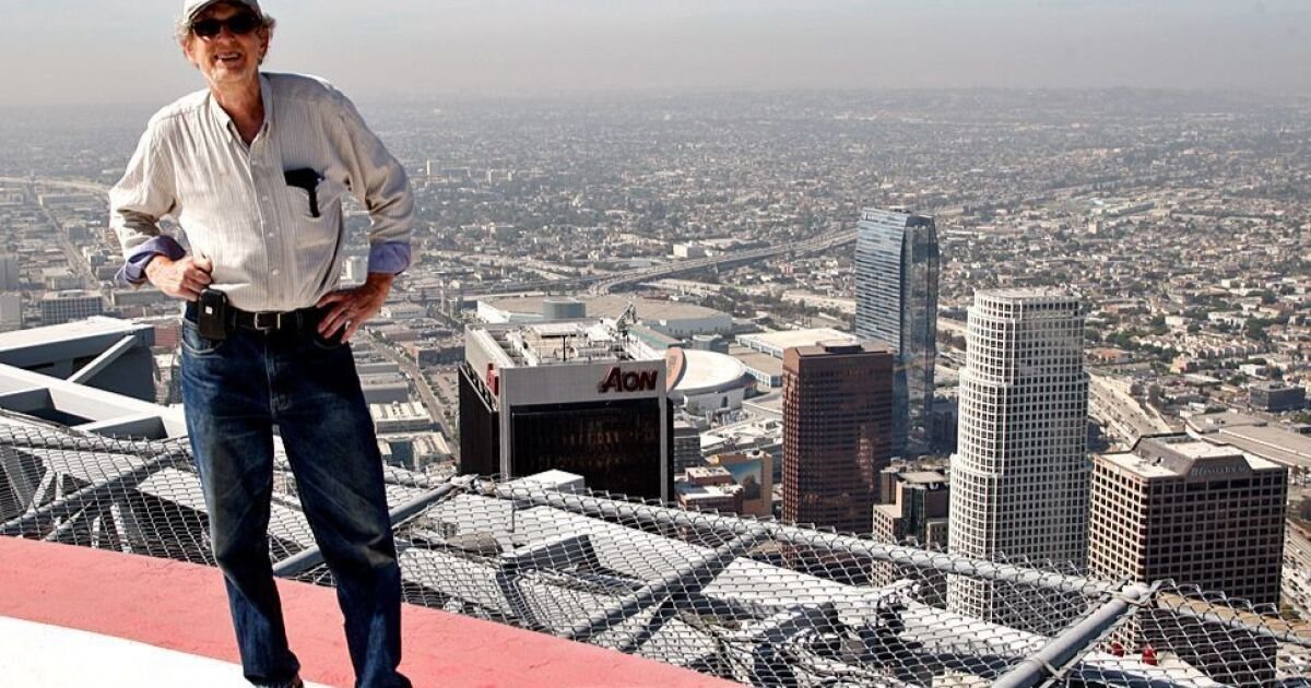 Longtime Los Angeles Times photojournalist Gary Friedman dies at 62