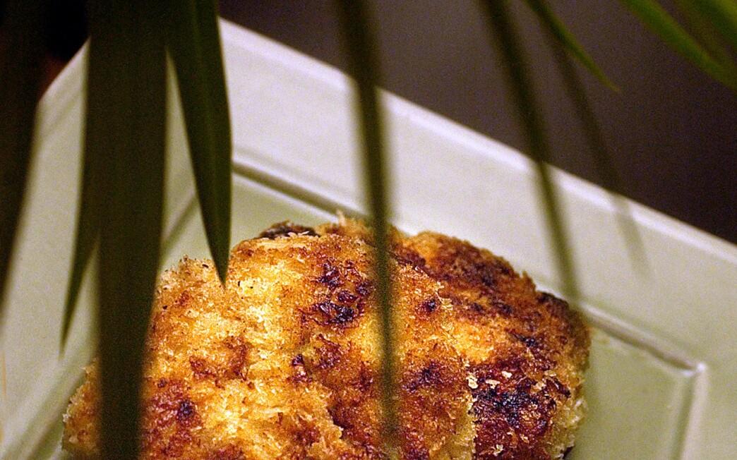 Jackalope Bar & Grill Crab cakes