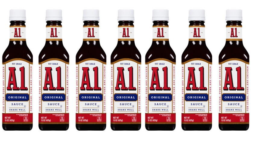 The Mystery Of The Steak Sauce In The Library Hint Make It A 1 Los Angeles Times