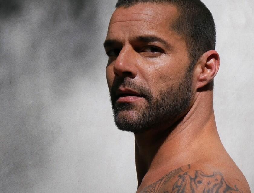 Ricky Martin lanza 'Pausa', un EP que nace en los tiempos de la pandemia