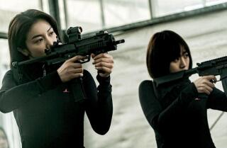 """The Villainess"" movie review by Justin Chang"