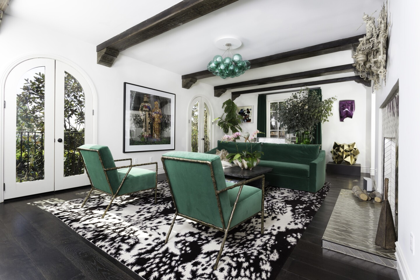 Usher's Hollywood Hills West home   Hot Property