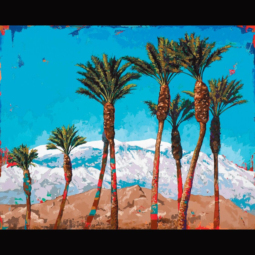 Many of the pieces will showcase California landscapes at the La Quinta Art Celebration, which will be held 10 a.m. to 5 p.m. March 5-8, 2020 (Thursday-Sunday) at 78495 Calle Tampico, La Quinta. Adult admission: $20; Multi-Day Pass $25, Ages 12 and under 12 free. Get tickets and find all event information at laquintaartcelebration.org