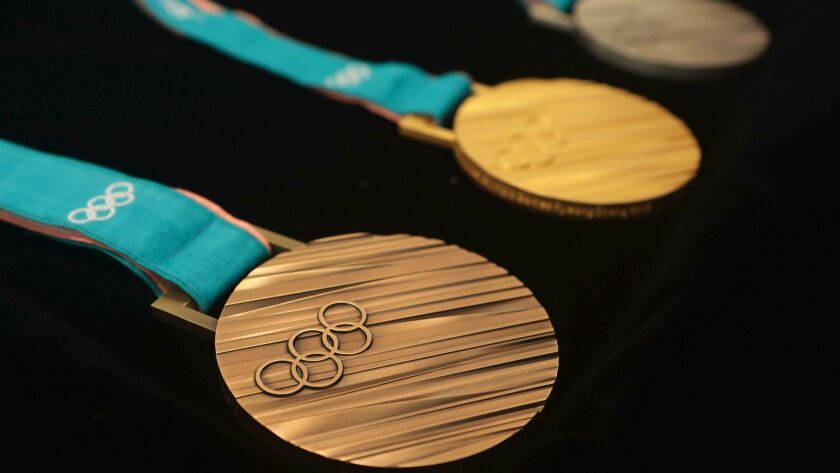 PyeongChang 2018 Olympic Medal Unveiling Ceremony