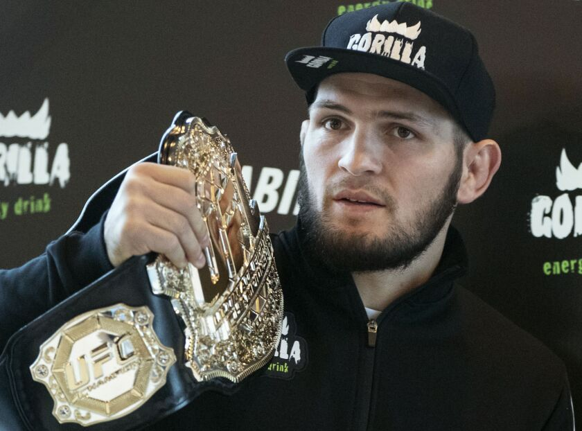 Nurmagomedov says he could reconcile with McGregor