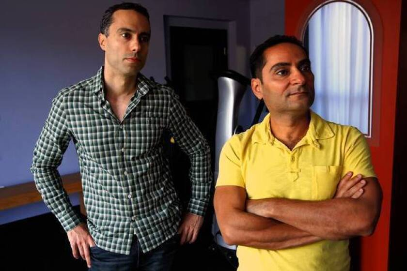 L.A.'s Persian Jews struggle with the issue of gay marriage