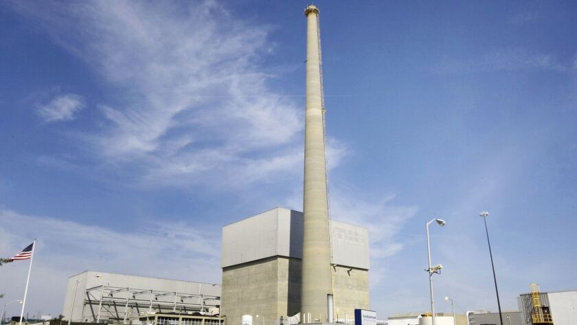 Exelon Corp.'s Oyster Creek Generating Station, a nuclear power plant in Lacey Township, N.J., is shutting down.