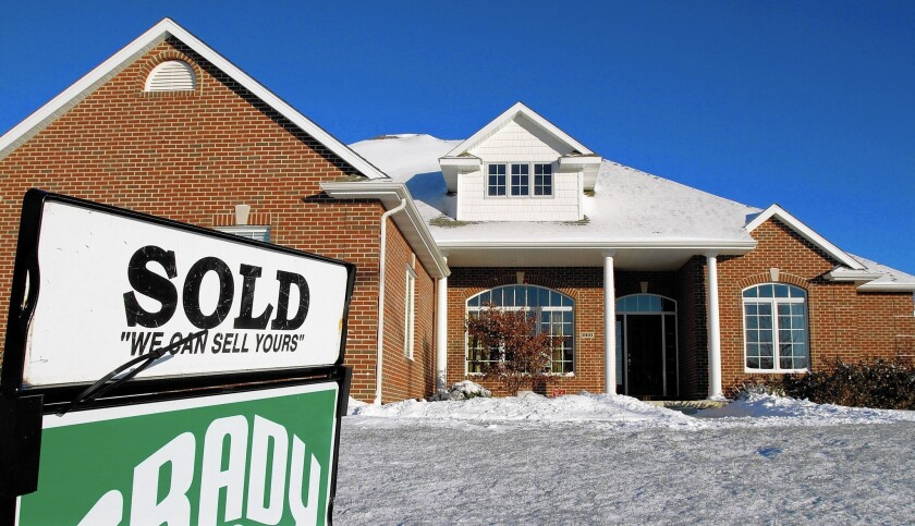 Winter — officially Dec. 21 through March 20 for the upcoming season — can be a surprisingly advantageous time to try to buy or sell a house.