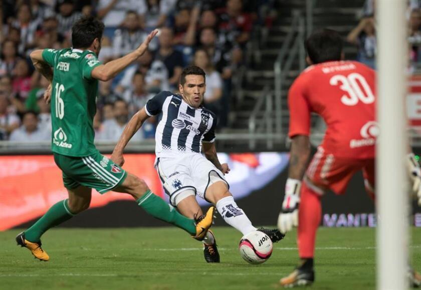 Ortiz dice que el objetivo del Monterrey es vencer a Santos, América y Tigres