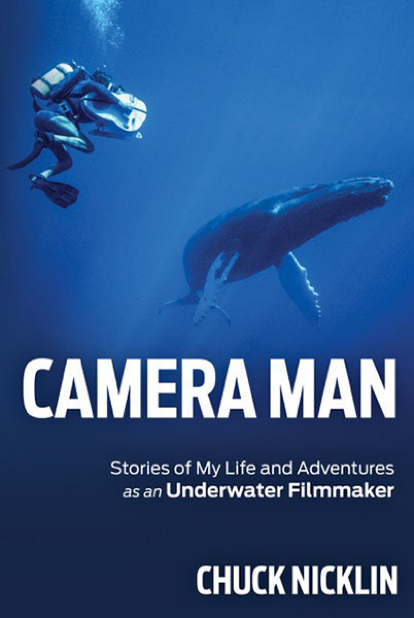"""Camera Man"" by Chuck Nicklin"