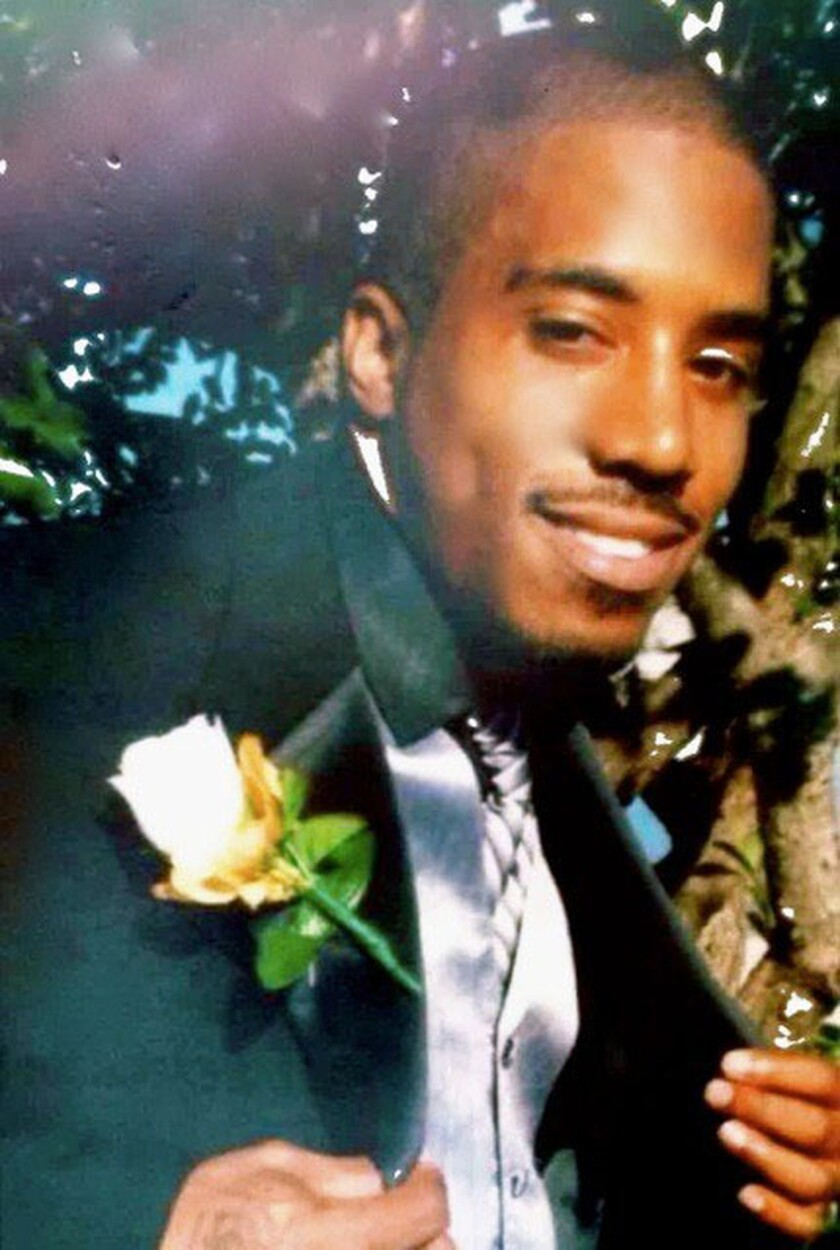 Dontre Hamilton was shot to death by a Milwaukee police officer in April, 2014.