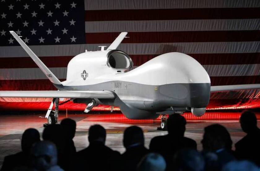 Drone makers urge U.S. to let them sell more overseas