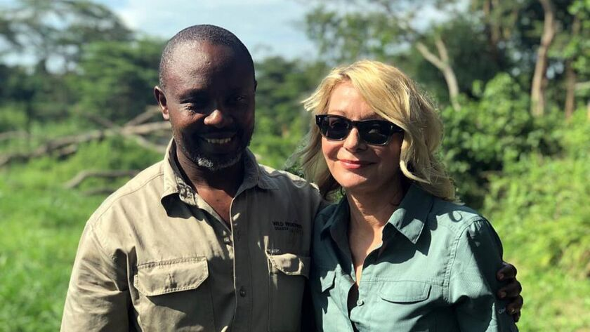 Uganda says arrests made in kidnapping of Orange County tourist