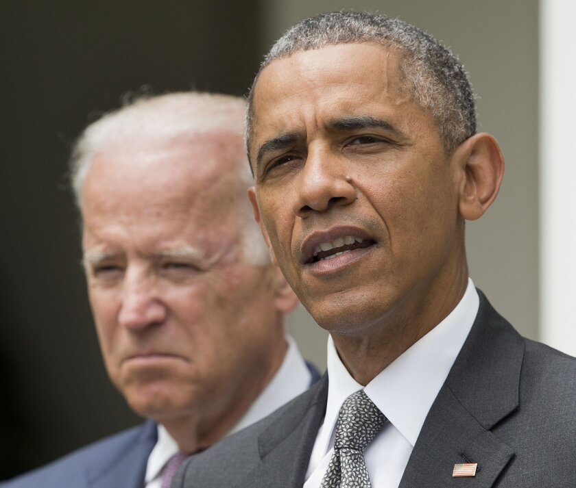 President Obama, Vice President Joe Biden