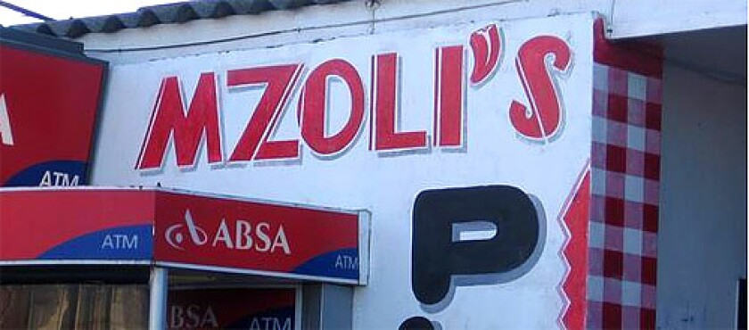 Mzoli's Meats, a butcher shop and night club outside of Cape Town, South Africa, was the subject of a lively back and forth on Wikipedia.