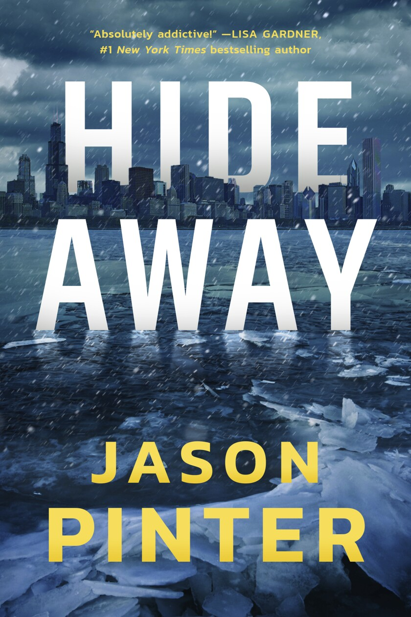 Book Review - Hide Away