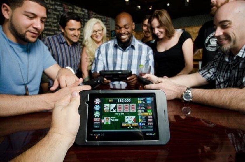 Carlsbad's NTN Buzztime provides an interactive trivia and sports gaming network to 2,900 restaurants and bars.