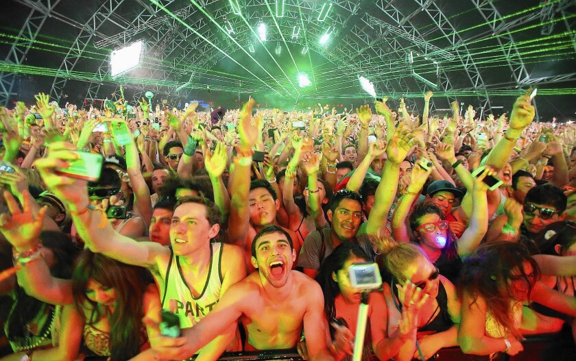 More than 250,000 fans will descend on Indio and Palm Springs for the consecutive weekends of the Coachella festival. The coronavirus could force the cancellation of the concert.