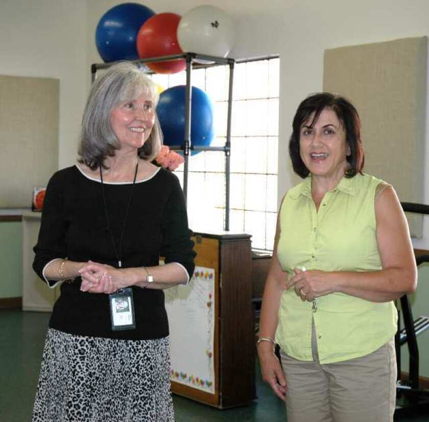 Community: BCR's music room gets new look