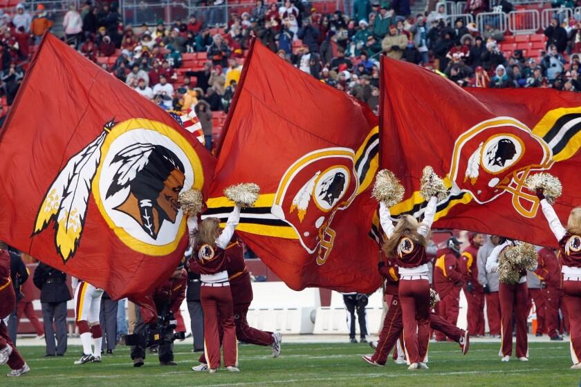 Washington Redskins trademark ruling