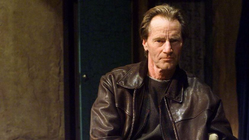 Sam Shepard in San Francisco in 2000.