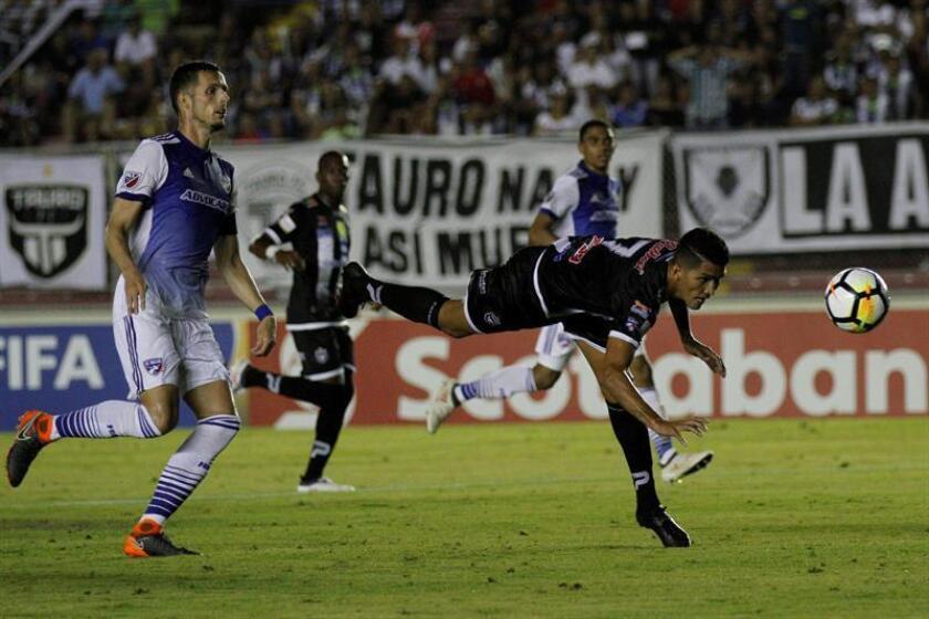 3-2. Aguilar y González ponen al Tauro FC en cuartos de final