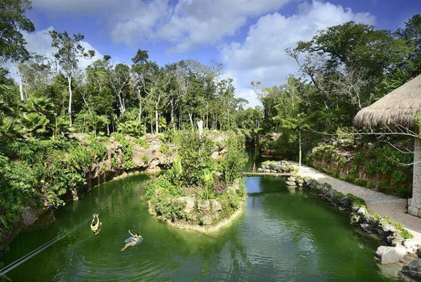 Parques Xcaret aprovechan riqueza natural para ofrecer turismo de vanguardia