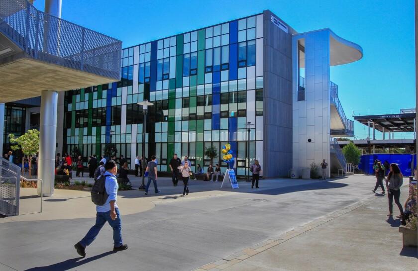 San Diego Mesa College.
