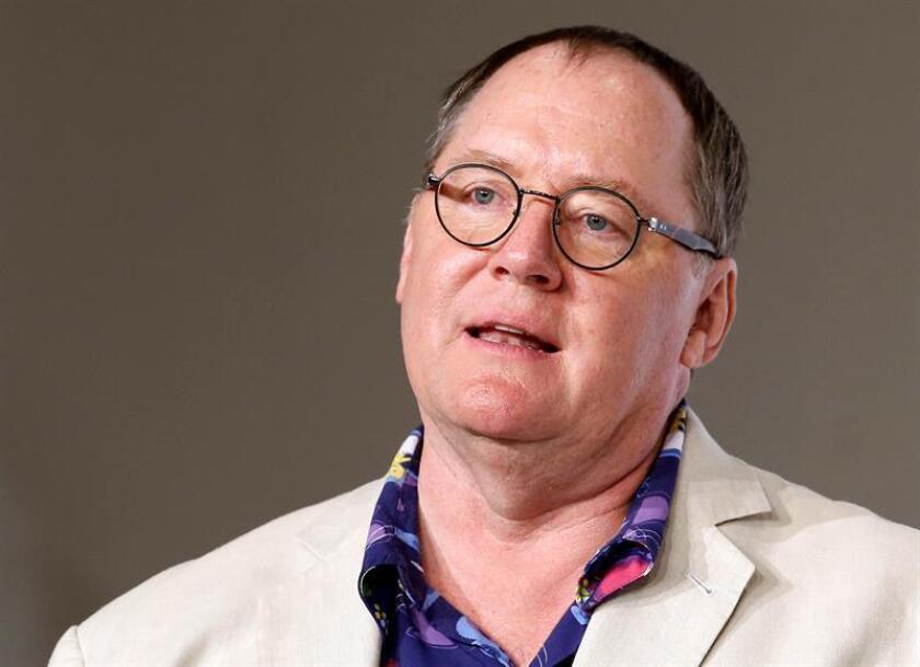 El jefe creativo de Pixar y Walt Disney Animation Studios, John Lasseter, anunció hoy que tomará una excedencia de su cargo de seis meses tras reconocer comportamientos fuera de lugar y que se propasó con su personal, informó hoy el medio especializado The Hollywood Reporter. EFE/EPA/ARCHIVO