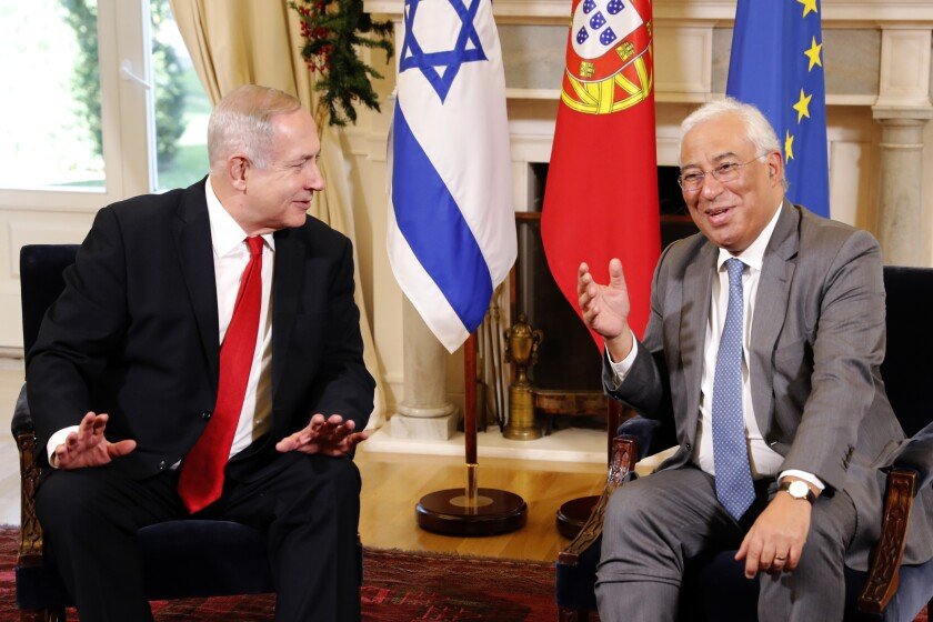 Portugal Israel