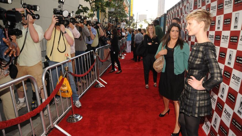 """Focus Features Premiere Of """"The Kids Are All Right"""" - Red Carpet"""