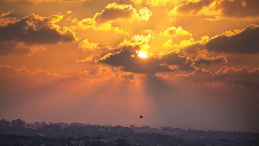 Tensions Rise On The Gaza-Israeli Border