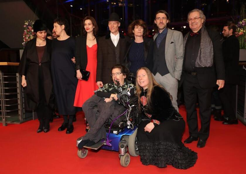 Cast and crew of 'Touch me not' arrive for the Closing and Awards Ceremony of the 68th annual Berlin International Film Festival (Berlinale), in Berlin, Germany, 24 February 2018. The Berlinale runs from 15 to 25 February. EFE