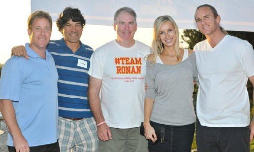 Kevin Dalzell, Gerard Lumkong, Chris Nelson, father of Ronan Nelson, Ruta Koronkeviciute, Scott Yungling