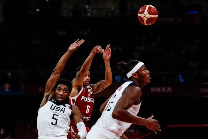 87-74. Estados Unidos suda para conseguir su peor puesto en un Mundial