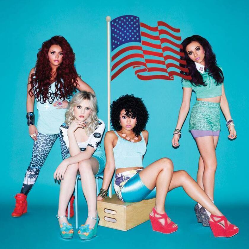 The curious -- and totally appealing -- case of Little Mix