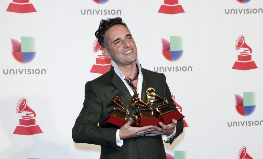 Premios Latin Grammy 2018