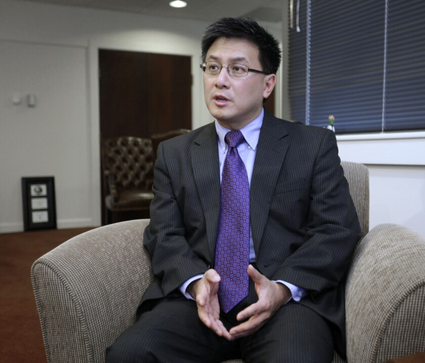 Controller John Chiang lost an appeals court decision Friday. The court said he did not have power to rule that the 2011 budget was not balanced.