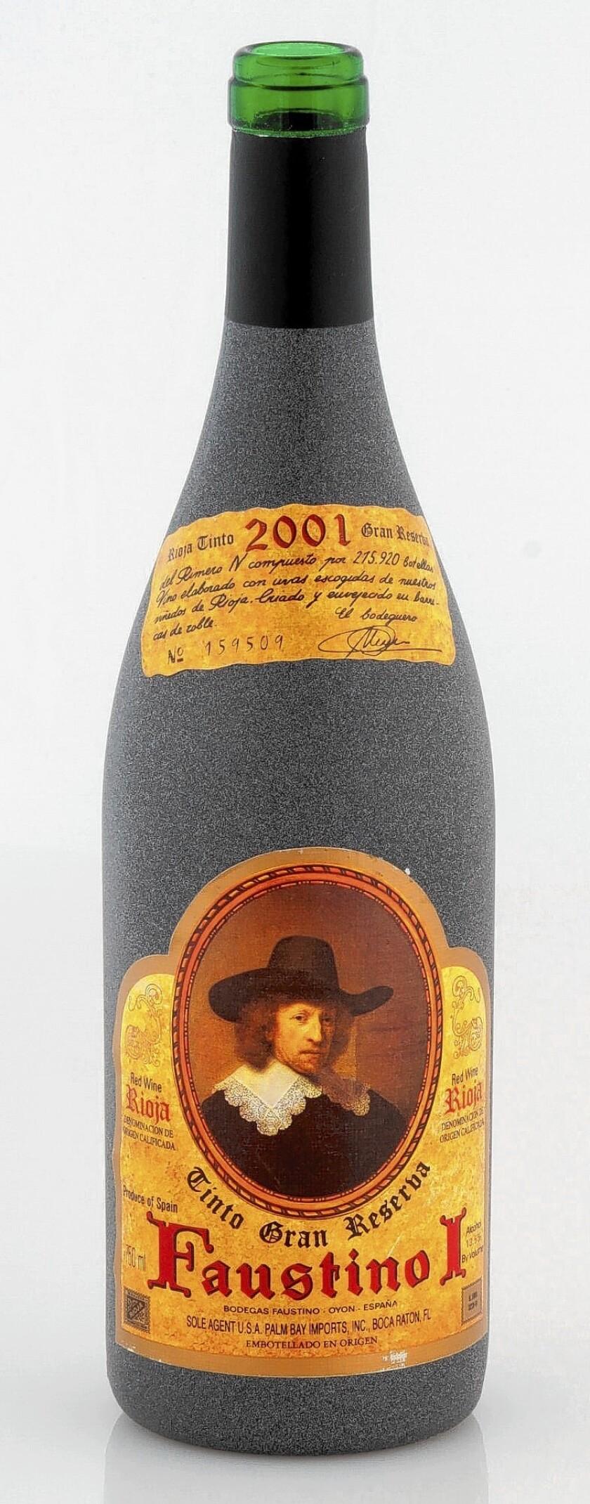 2001 Faustino I Tinto Rioja 'Gran Reserva'