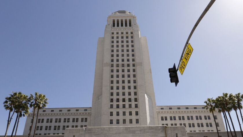 At City Hall, probes into possible corruption reach into several offices.