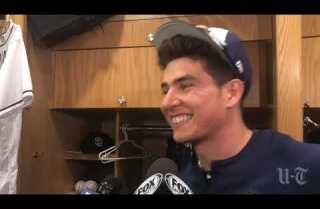 Padres prospect Luis Urias meets San Diego media before MLB debut