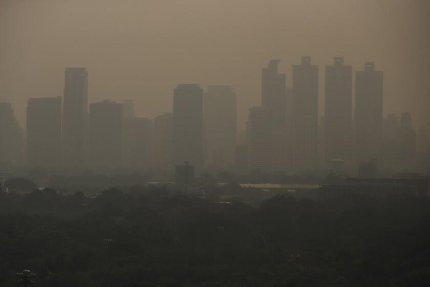 Thailand Smog