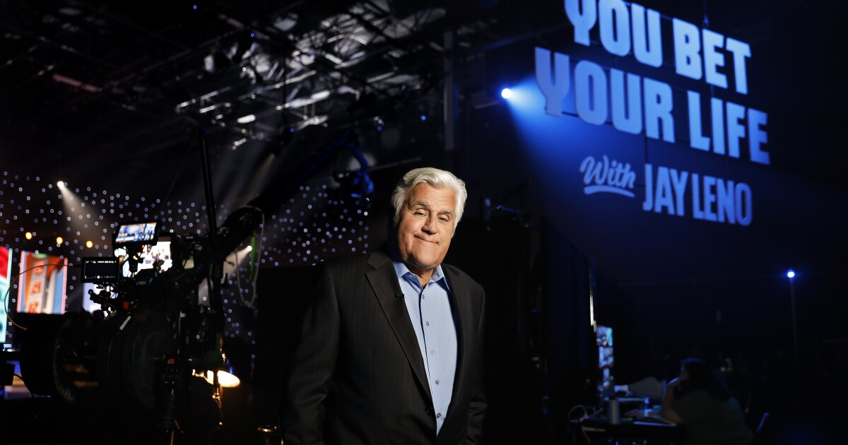 www.latimes.com: Jay Leno revives game show 'You Bet Your Life.' Will it work?