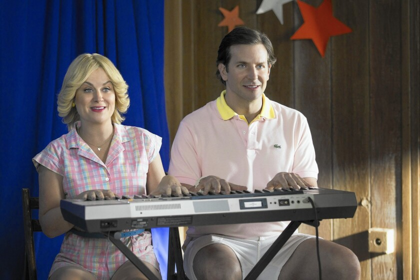 "Amy Poehler and Bradley Cooper are among the big stars who returned for Netflix's eight-episode ""Wet Hot American Summer: First Day of Camp"" prequel."