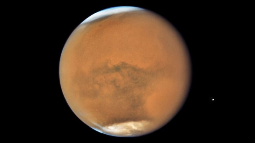 Mars could have enough molecular oxygen to support life, and scientists figured out where to find it