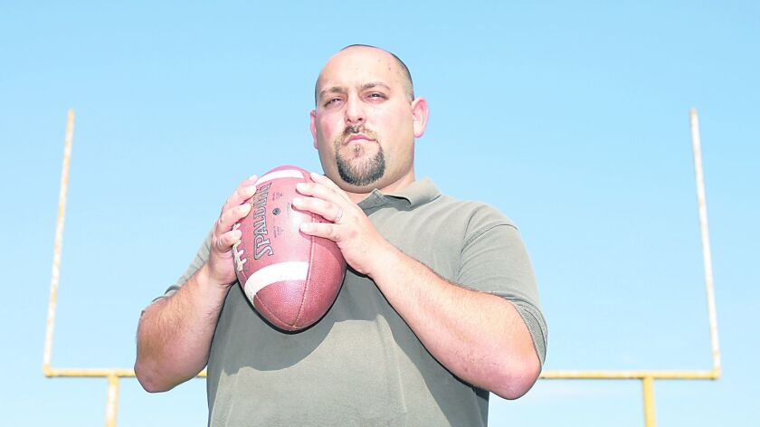 Jeremy Osso is the new Costa Mesa High School Football Coach.