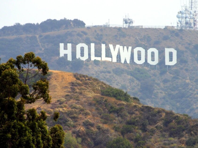 """Hollywood movies represent """"intellectual property"""" that will comprise a larger role in calculating the Gross National Product."""